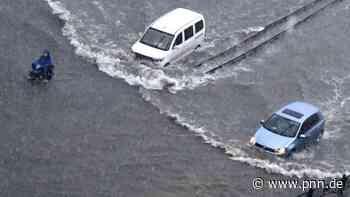 Unwetter in China: Zahl der Todesopfer steigt auf 33 - Potsdamer Neueste Nachrichten