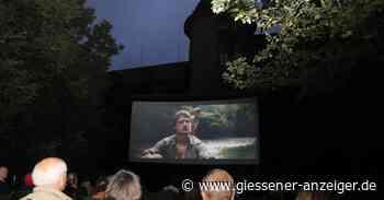 Wetter spielt an allen Laubacher Open-Air-Kino-Tagen mit - Gießener Anzeiger