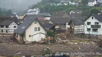 Zahl der Flutopfer steigt: Warnungen vor Schlamm - Süddeutsche Zeitung