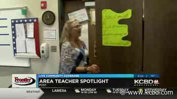 Post Teacher Spotlight: Mendy Dalby - Lubbock - KCBD