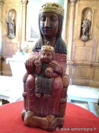 Bénédiction de Notre Dame des Champs - La Montagne