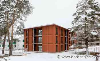 Architektur - Rot, gut und günstig - Hochparterre.ch – News in Architektur, Planung und Design