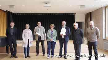 Rottweiler Schule wird belohnt - Hugo-Häring-Preis und Lob für vorbildliche Architektur - Schwarzwälder Bote