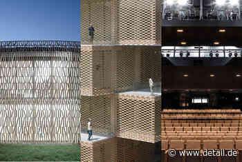 Unsere Favoriten: Drei aufregende Fassaden aus Keramikelementen - DETAIL.de - das Architektur und Bau-Portal