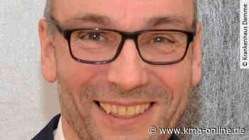 Personalie: Neuer Geschäftsführer für Krankenhaus St. Elisabeth Damme - kma Online