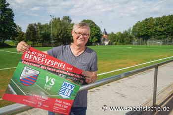 Bischofswerda: Ein Fußballspiel zugunsten der Brandopfer - Sächsische.de