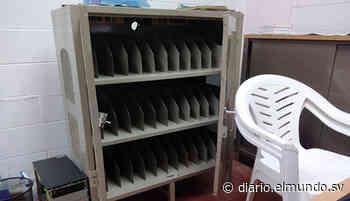Roban 19 computadoras en centro escolar de Chirilagua, San Miguel La directora de la institución pidió a la comunidad crear un equipo de vigilancia ciudadana para mantener la seguridad en la zona - Diario El Mundo