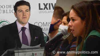 Samuel Garcia y partido verde sancionados por mal uso de publicidad - Animal Político