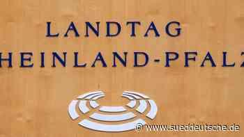 Landtagsausschüsse beraten über Katastrophen-Management - Süddeutsche Zeitung