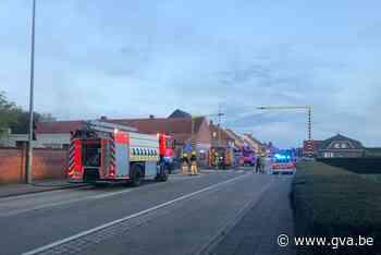 Gemeente biedt Chiro Heultje perspectief na brand (Westerlo) - Gazet van Antwerpen Mobile - Gazet van Antwerpen