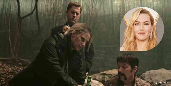 Kate Winslet feels validated by SNL Murdur Durdur sketch - EW.com