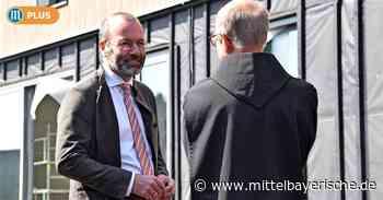 Manfred Weber auf Tour in Berching - Region Neumarkt - Nachrichten - Mittelbayerische