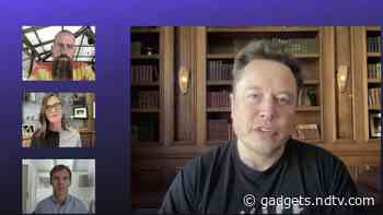 Elon Musk Talks About His Cryptocurrency Investments, Confirms SpaceX Is Holding Bitcoin