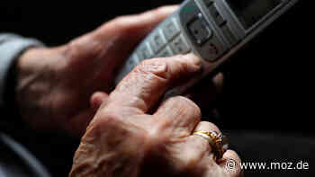 Polizei Telefonbetrug: Rentnerin aus Neuruppin erhält schockierenden Anruf - moz.de