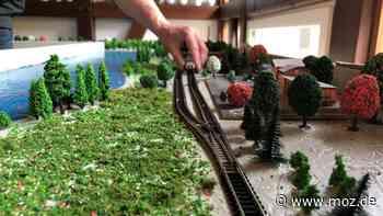 Ausstellung Modellbau: Der Klosterhof in Neuruppin wird zum Mekka für Eisenbahnfans - moz.de