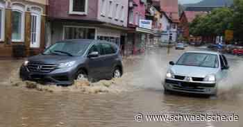 Hochwasser: Wie gut ist Spaichingen vorbereitet? - Schwäbische