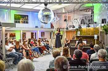 Mehr Kultur mitten in Marktredwitz: Künstlergrößen statt Konfektionsgrößen - Frankenpost - Frankenpost