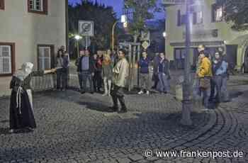 Historische Stadtführung: Feuer, Pest, Mord und ein Moosweiblein - Frankenpost - Frankenpost