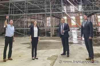 """Glasschleif Marktredwitz: """"Die Boom-City braucht eine Stadthalle"""" - Frankenpost - Frankenpost"""