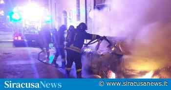 Priolo Gargallo, vìola l'obbligo di dimora e dà fuoco a un'auto: arrestato - Siracusa News - Siracusa News