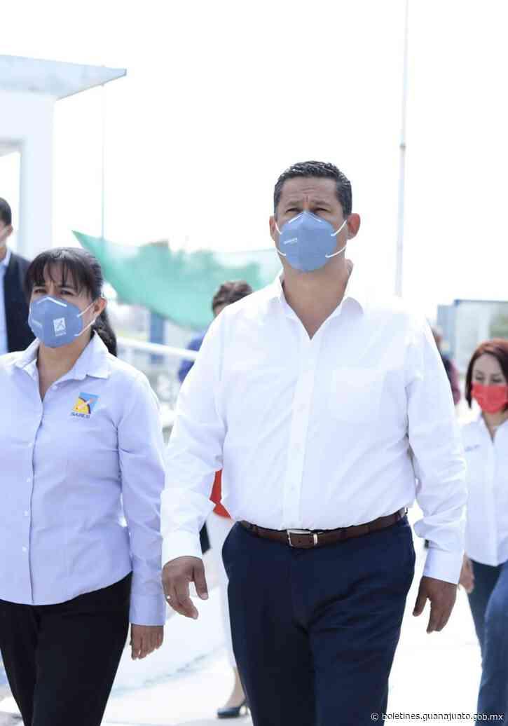 Visita Gobernador al municipio de Romita. – Boletines Dependencias - Noticias Gobierno del Estado de Guanajuato