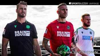 JETZT ABSTIMMEN: Wie gefallen Euch die neuen Trikots von Hannover 96? - Sportbuzzer