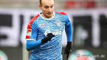 Hannover 96 verpflichtet Kieler Außenverteidiger Dehm - DIE WELT