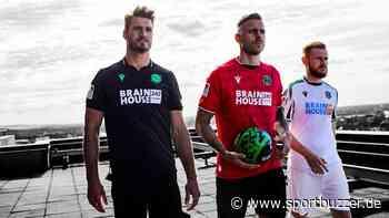Klassischer Look: Hannover 96 präsentiert seine drei neuen Trikotsätze - Sportbuzzer