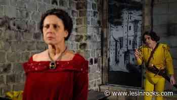 """""""La Tour de Nesle"""", une adaptation kitch et ingénieuse de la pièce d'Alexandre Dumas - Les Inrocks"""