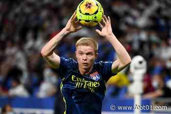 OL : Melvin Bard ne voulait pas quitter Lyon - Foot01
