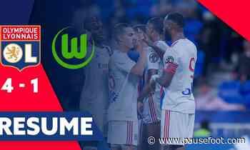 Résumé OL – VFL Wolfsburg | Match de préparation | Olympique Lyonnais - Pause Foot