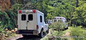 Tiran decapitado en presa de Tilzapotla, Puente de Ixtla - Diario de Morelos