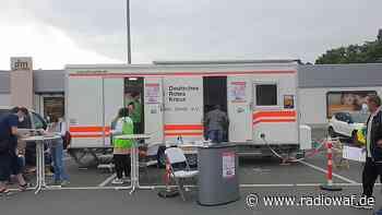Impfmobil hält in Beckum und Warendorf - Radio WAF