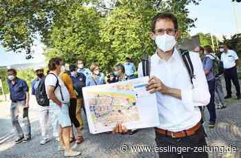Fußverkehrs-Check in Esslingen - Knackpunkte in der Pliensauvorstadt - esslinger-zeitung.de