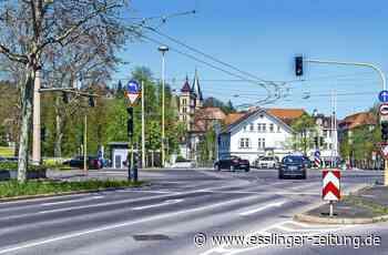 Bauarbeiten in Esslingen - Sanierung der Maille-Kreuzung beginnt - esslinger-zeitung.de