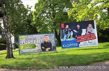 OB-Wahlen in Esslingen - Das Duell: Töpfer gegen Klopfer - esslinger-zeitung.de