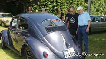Zweites Oldtimer-Treffen in Valbert lockte zahlreiche Besucher - come-on.de