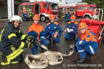 Vor diesen Herausforderungen stehen Marienbergs Feuerwehren - Freie Presse