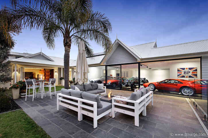 Ruthless Melbourne Yuppies Convert Neighbours' House Into Classic Car Garage