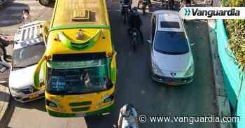 Accidente generó caos vial en Piedecuesta - Vanguardia