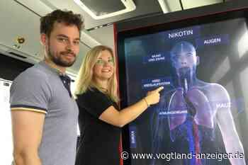 Bus bringt Beratung ins Rollen - Vogtland-Anzeiger