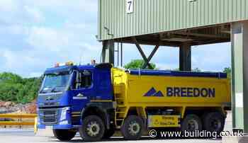 Breedon raises profit forecast