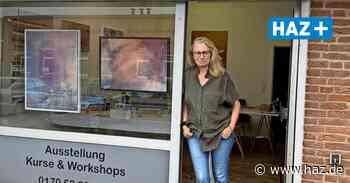 Corona-Aus: Andrea Coers muss ihr Atelier in Seelze aufgeben - Hannoversche Allgemeine