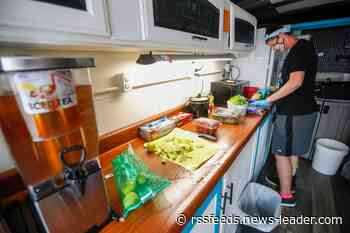 No Reservations food trailer on a mission to provide job experience, life skills to homeless individuals