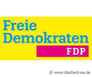 Die FDP Neuss trauert um ihren Ehrenvorsitzenden Dr. Achim Rohde - Rhein-Kreis Nachrichten - Klartext-NE.de