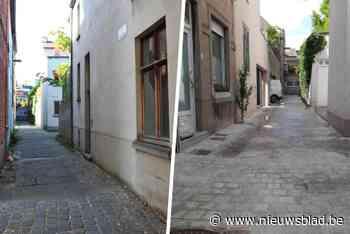 """Twintig van de """"charmantste straatjes van Gent"""" kregen een facelift - Het Nieuwsblad"""