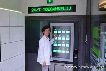 """Deze apotheek bedient patiënten via automaat: """"Maar een machine zal ons nooit vervangen"""" - Het Nieuwsblad"""