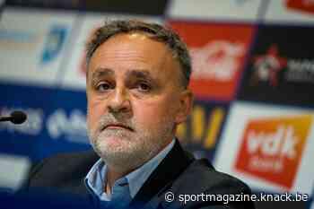 Emilio Ferrera (KAA Gent): 'Ik hoef geen wedstrijden in volle stadions en veel mediabelangstelling' - Sportmagazine Voetbal