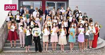 Bislang bester Abi-Jahrgang der Limesschule in Idstein - Wiesbadener Kurier