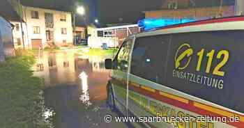 Vorsorge gegen Hochwasser und Starkregen in Blieskastel - Saarbrücker Zeitung